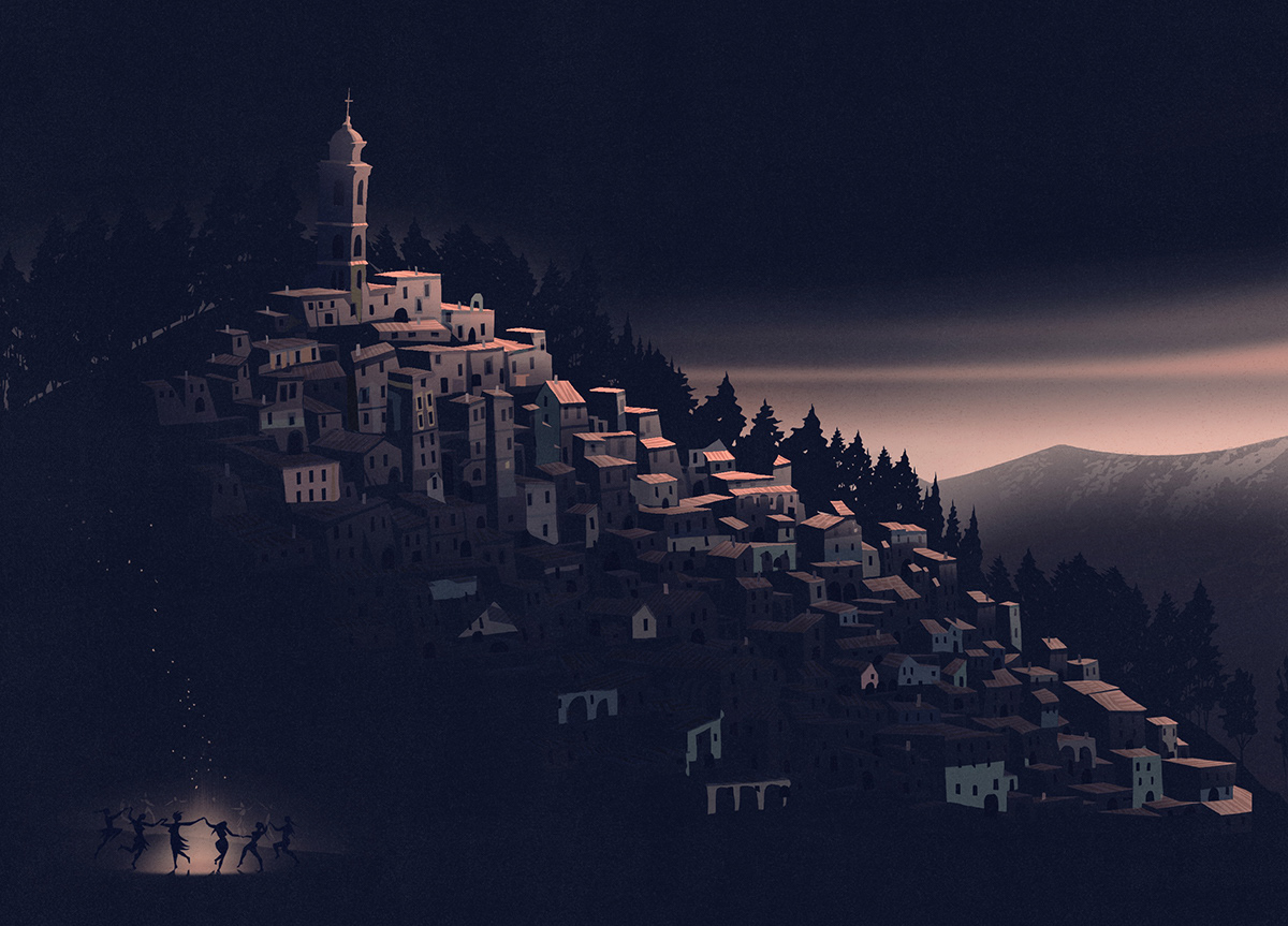Triora: the Italian Salem (Liguria)