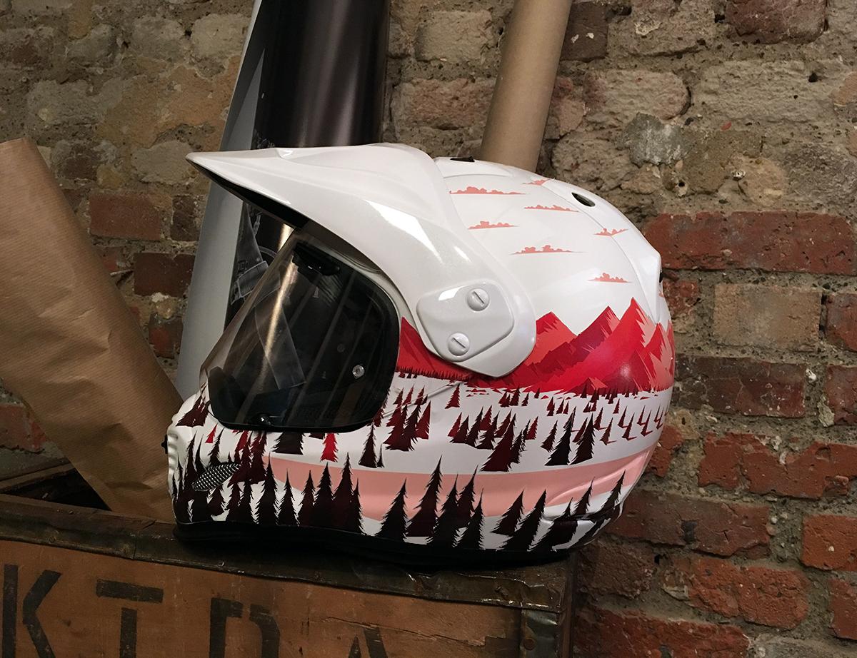 Honda X-ADV motorbike Helmet
