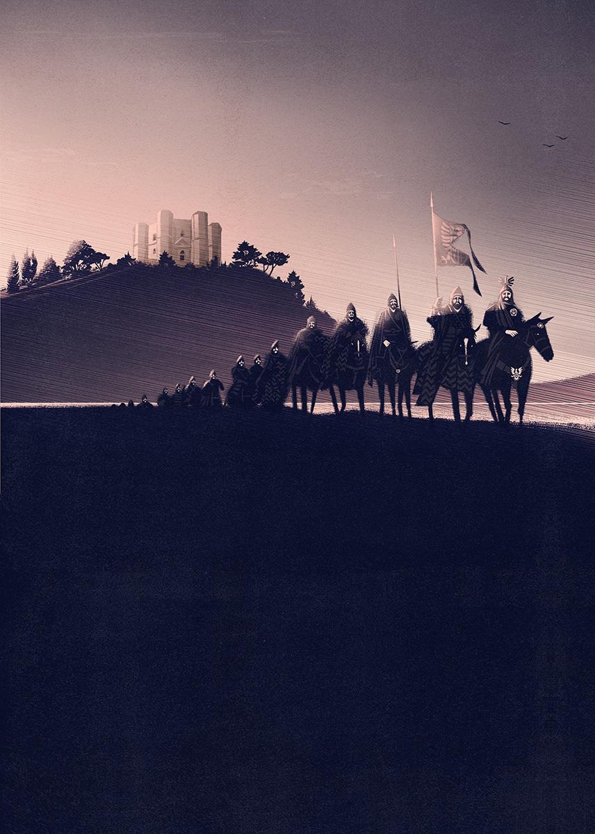 """Castel del Monte: """"Castle of the Mountain"""" (Puglia)"""