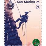 San Marino Postage Stamps series