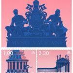 Vaticano Postage Stamps series