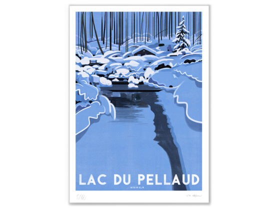 Lac du Pellaud / Pellaud Lake