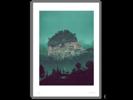 Le grotte di Maijishan / Maijishan Grottoes (China)