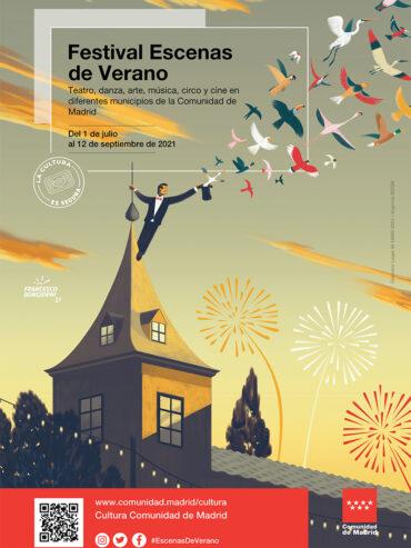 """Escenas de verano"" (Summer scenes) Madrid Summer Festival"